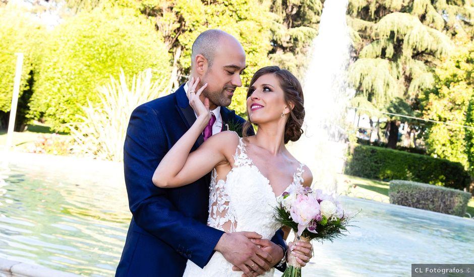 La boda de Sandra y Alberto en Madrid, Madrid