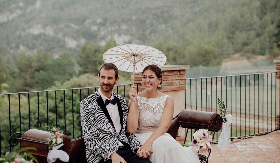 La boda de Helena y Jordi en Vandellos, Tarragona