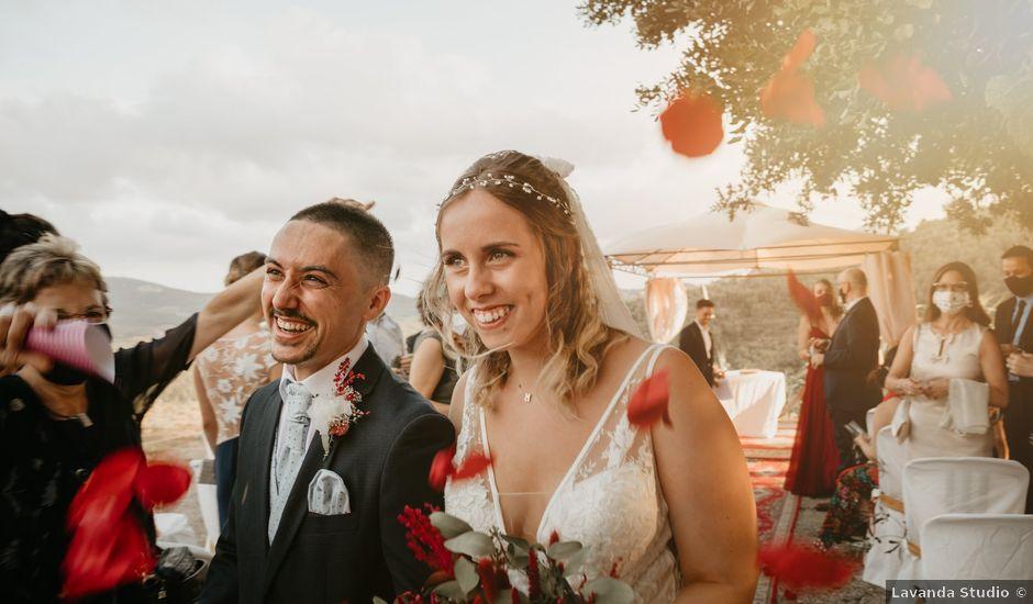 La boda de Fran y Mireia en Olerdola, Barcelona