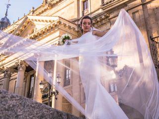 La boda de Paula y Amador 3