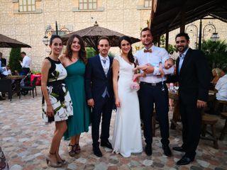 La boda de Yaiza  y Jose Carlos