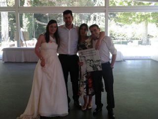La boda de Verónica y Santiago 2