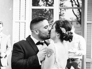 La boda de Yassin y Tania