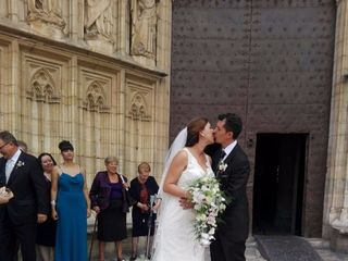 La boda de Esther y David 2