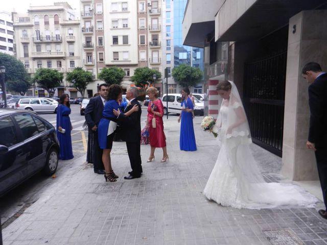 La boda de Mavi y Emanuele en Valencia, Valencia 3
