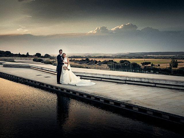La boda de Mario y Yerae en Toro, Zamora 22
