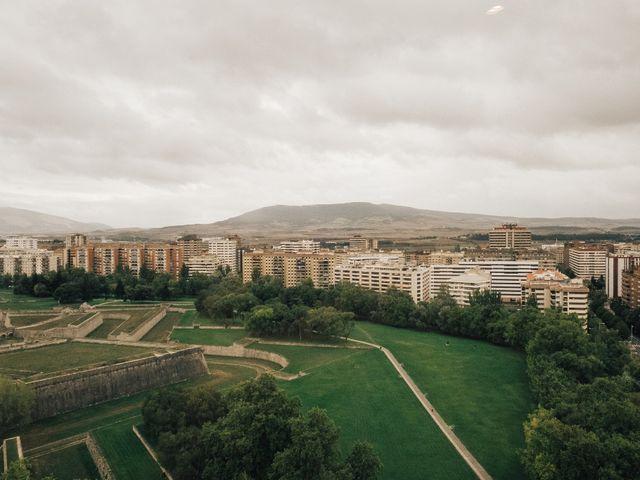 La boda de Martín y Mangels en Pamplona, Navarra 2