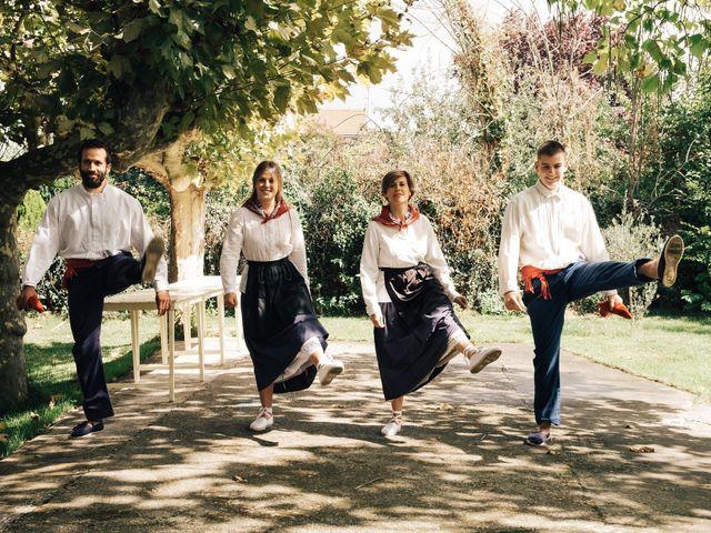 La boda de Martín y Mangels en Pamplona, Navarra 22