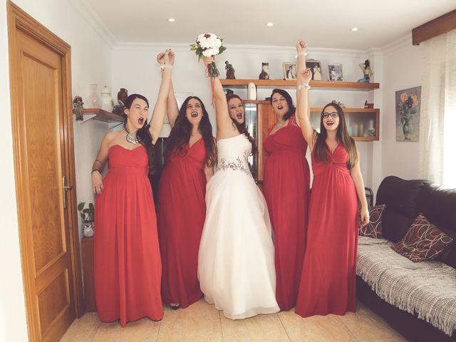 La boda de Iván y Raquel en Polinya, Barcelona 2