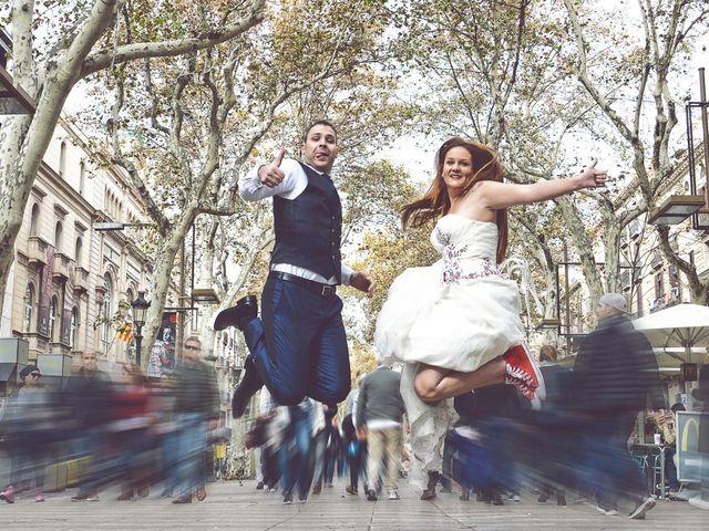 La boda de Iván y Raquel en Polinya, Barcelona 29