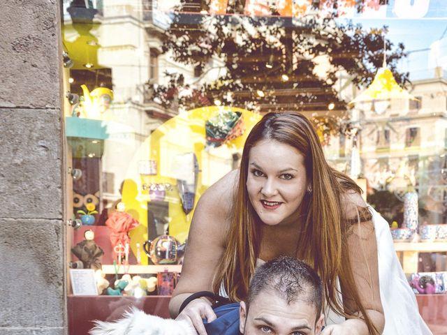 La boda de Iván y Raquel en Polinya, Barcelona 30