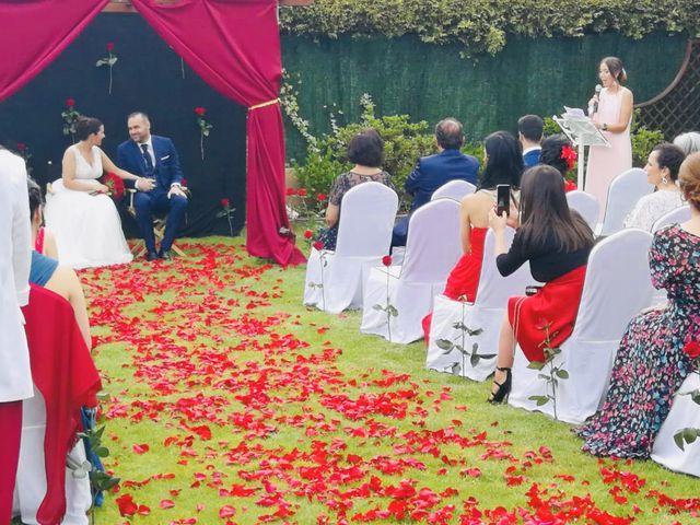 La boda de Carlos  y Nerea en Santiago De Compostela, A Coruña 2