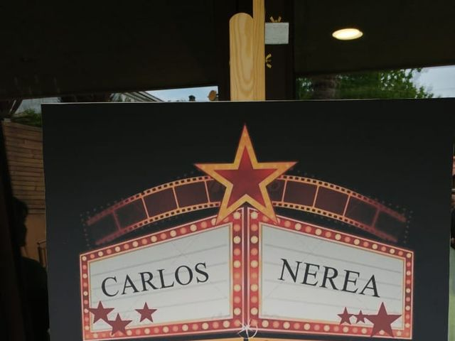 La boda de Carlos  y Nerea en Santiago De Compostela, A Coruña 11