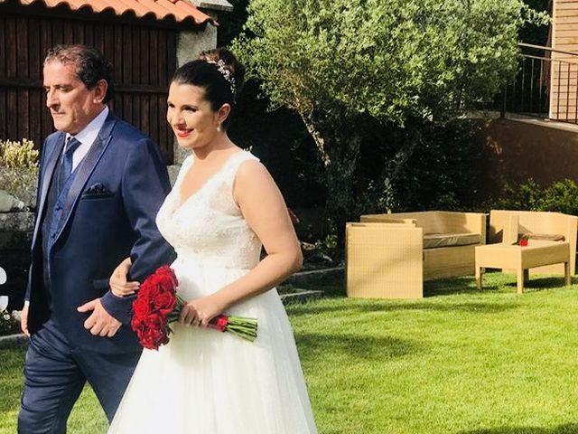La boda de Carlos  y Nerea en Santiago De Compostela, A Coruña 18