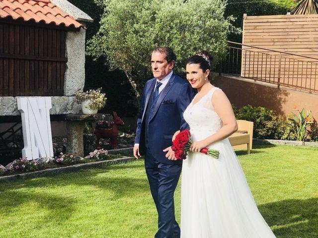 La boda de Carlos  y Nerea en Santiago De Compostela, A Coruña 25