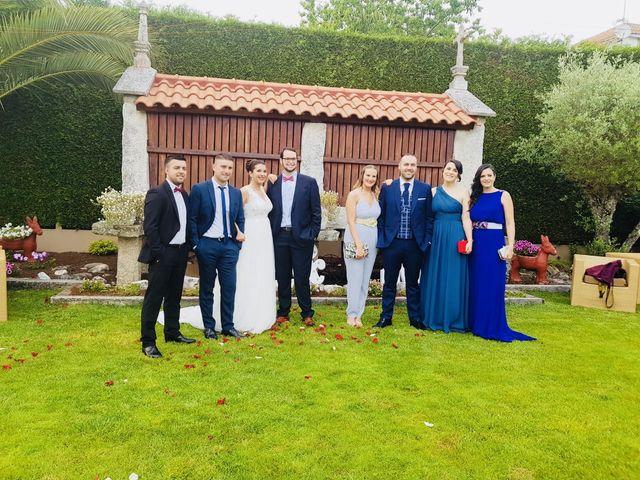 La boda de Carlos  y Nerea en Santiago De Compostela, A Coruña 30