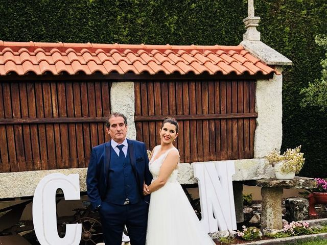 La boda de Carlos  y Nerea en Santiago De Compostela, A Coruña 37