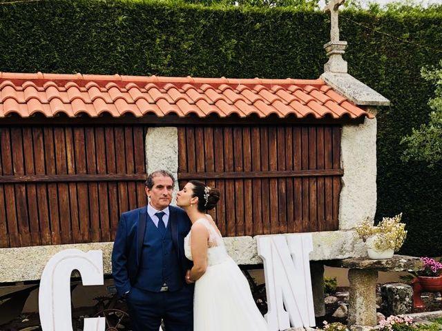 La boda de Carlos  y Nerea en Santiago De Compostela, A Coruña 38
