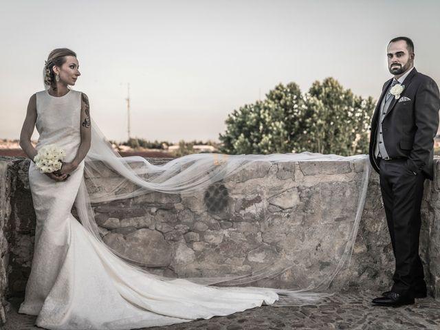 La boda de Paula y Amador