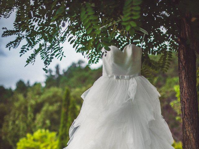 La boda de Pablo y Rocío en San Paio Da Veiga (Celanova), Orense 3