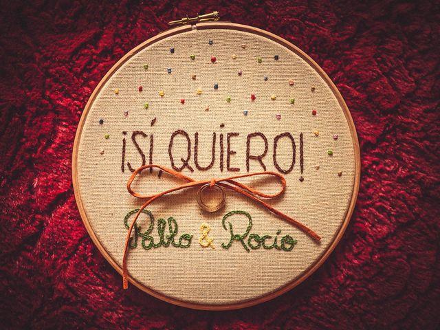 La boda de Pablo y Rocío en San Paio Da Veiga (Celanova), Orense 9
