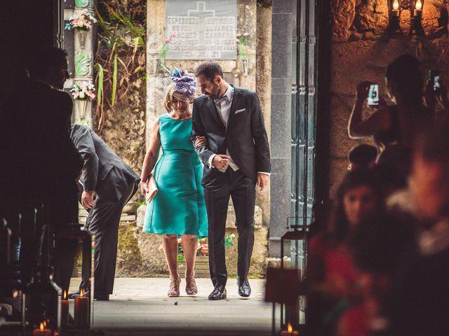 La boda de Pablo y Rocío en San Paio Da Veiga (Celanova), Orense 26