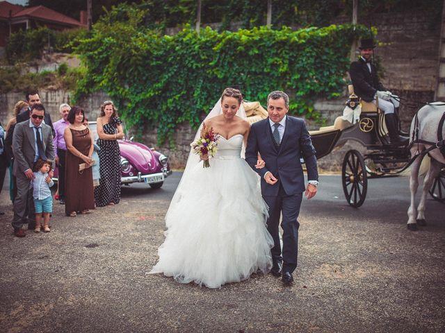 La boda de Pablo y Rocío en San Paio Da Veiga (Celanova), Orense 28