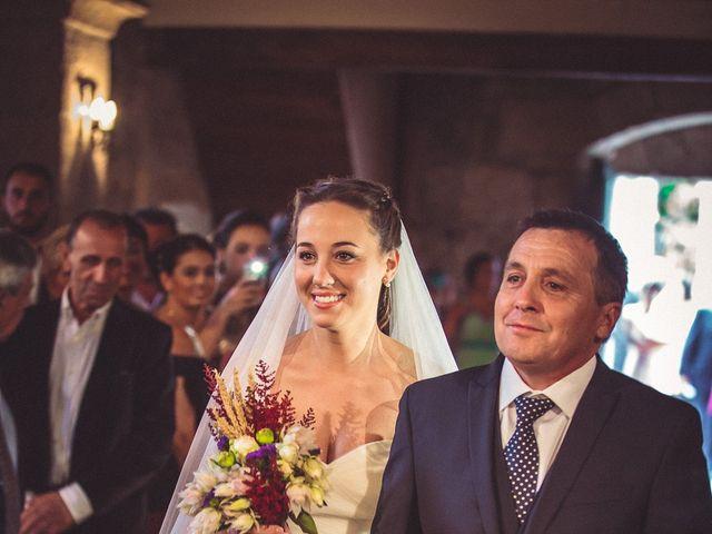 La boda de Pablo y Rocío en San Paio Da Veiga (Celanova), Orense 29