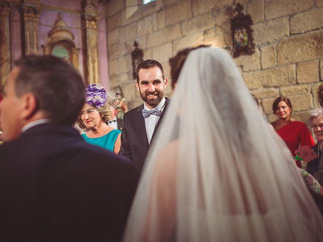 La boda de Pablo y Rocío en San Paio Da Veiga (Celanova), Orense 30