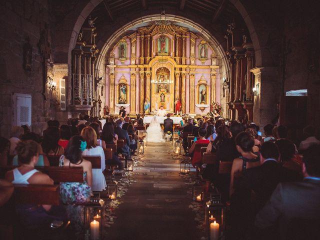 La boda de Pablo y Rocío en San Paio Da Veiga (Celanova), Orense 33
