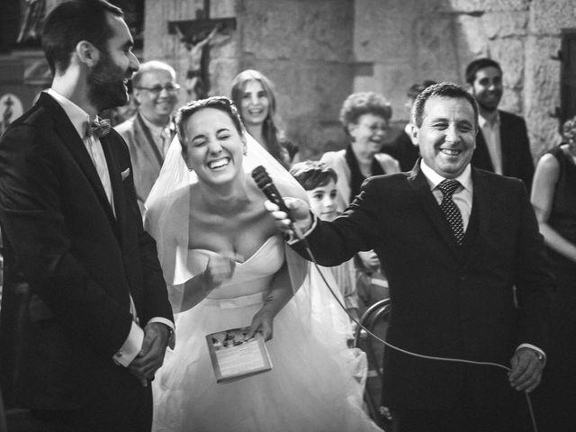 La boda de Pablo y Rocío en San Paio Da Veiga (Celanova), Orense 35