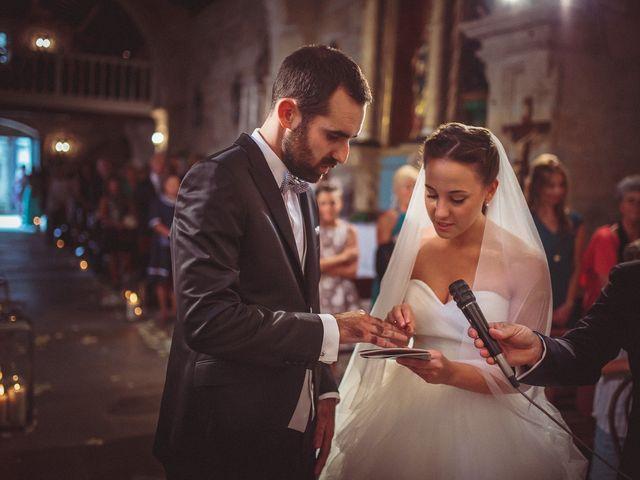 La boda de Pablo y Rocío en San Paio Da Veiga (Celanova), Orense 36