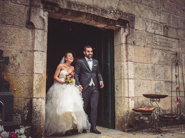 La boda de Pablo y Rocío en San Paio Da Veiga (Celanova), Orense 37