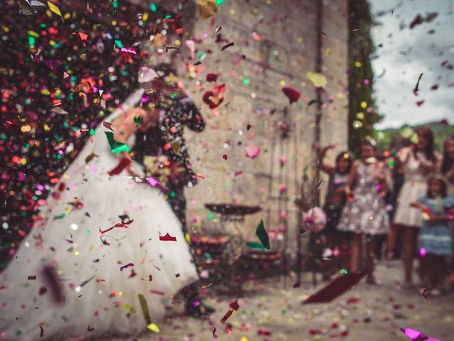La boda de Pablo y Rocío en San Paio Da Veiga (Celanova), Orense 38