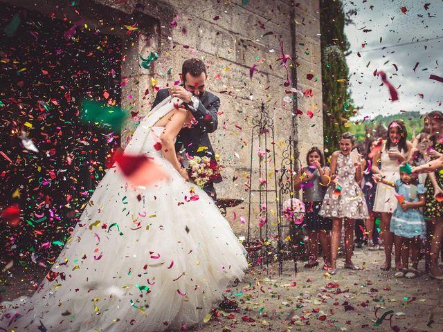 La boda de Pablo y Rocío en San Paio Da Veiga (Celanova), Orense 1