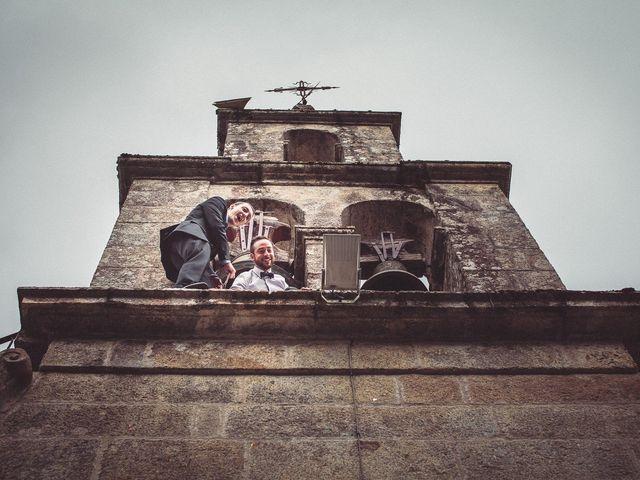 La boda de Pablo y Rocío en San Paio Da Veiga (Celanova), Orense 40