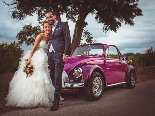 La boda de Pablo y Rocío en San Paio Da Veiga (Celanova), Orense 43