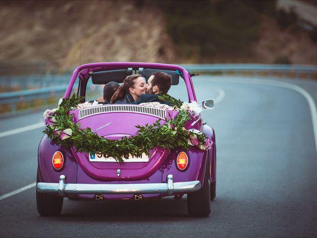 La boda de Pablo y Rocío en San Paio Da Veiga (Celanova), Orense 46