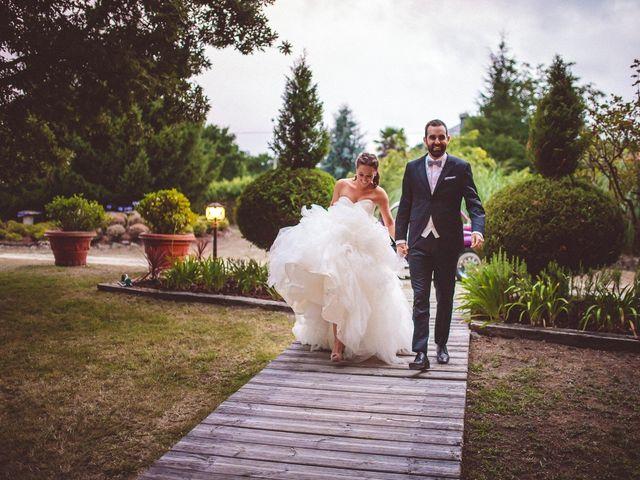 La boda de Pablo y Rocío en San Paio Da Veiga (Celanova), Orense 48