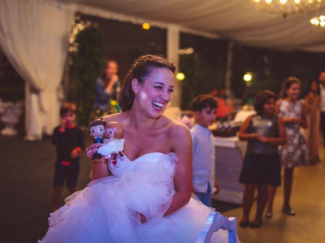 La boda de Pablo y Rocío en San Paio Da Veiga (Celanova), Orense 61