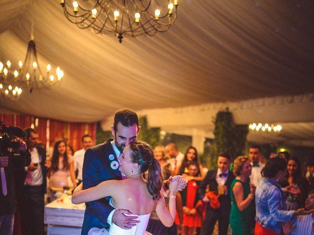 La boda de Pablo y Rocío en San Paio Da Veiga (Celanova), Orense 63