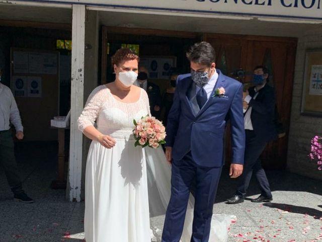 La boda de Alberto y Carmen Fuencisla en Vigo, Pontevedra 2