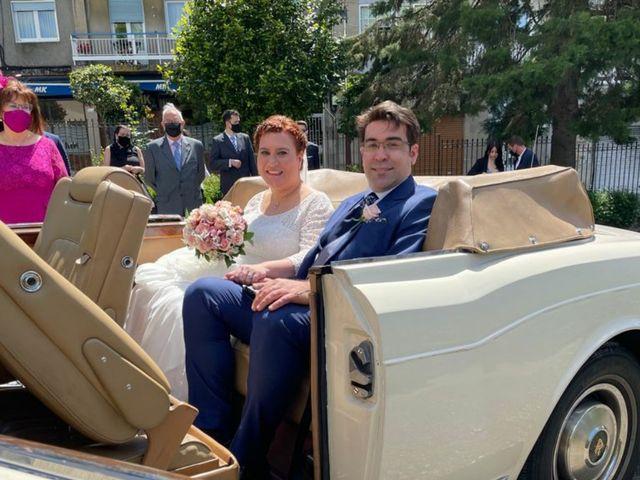 La boda de Carmen Fuencisla y Alberto