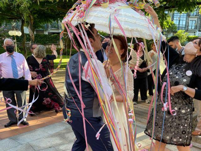 La boda de Alberto y Carmen Fuencisla en Vigo, Pontevedra 5