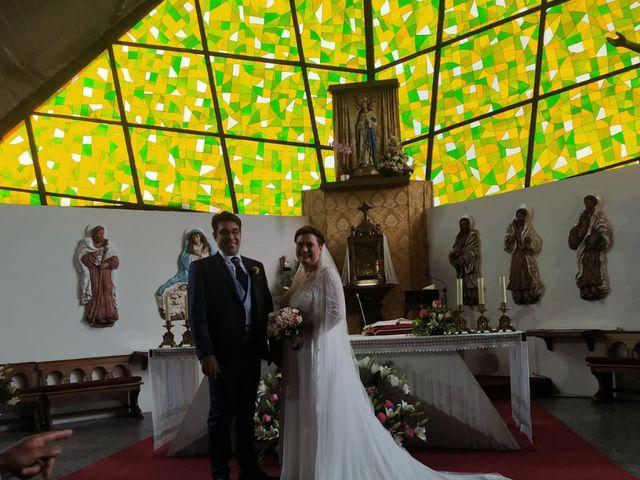 La boda de Alberto y Carmen Fuencisla en Vigo, Pontevedra 7