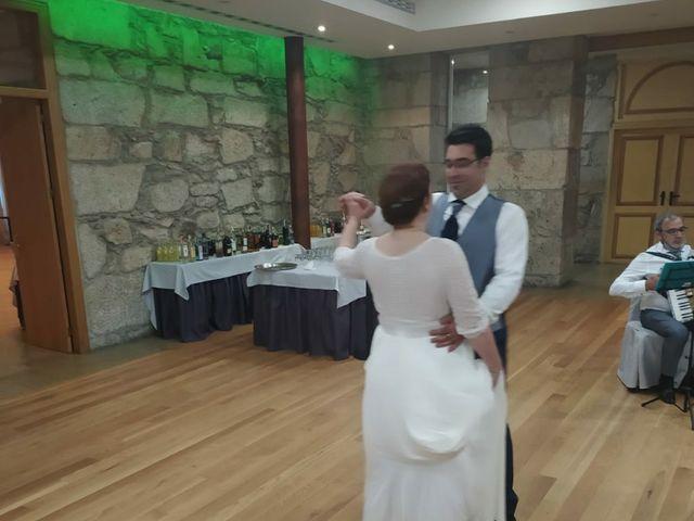 La boda de Alberto y Carmen Fuencisla en Vigo, Pontevedra 9