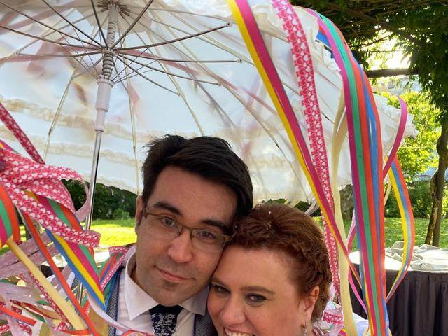 La boda de Alberto y Carmen Fuencisla en Vigo, Pontevedra 11