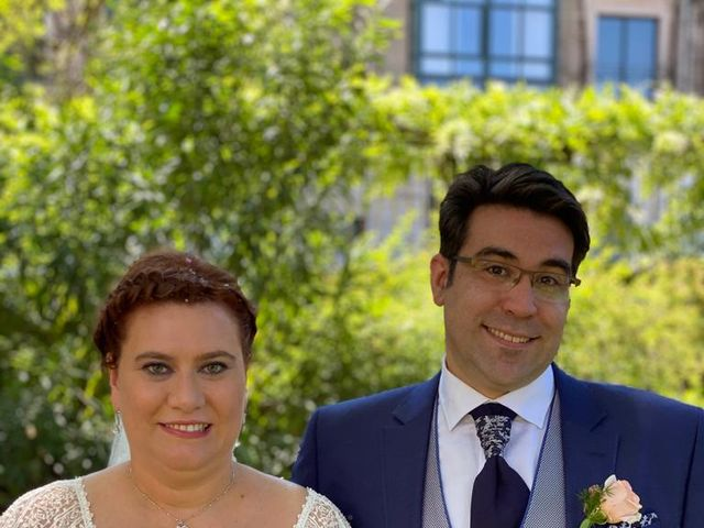 La boda de Alberto y Carmen Fuencisla en Vigo, Pontevedra 12