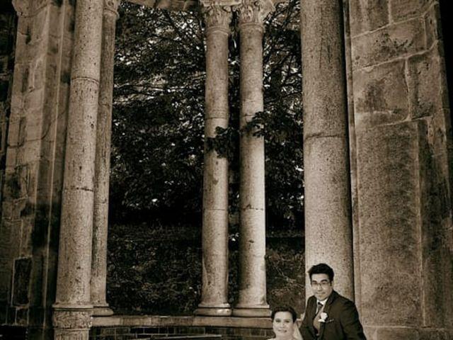 La boda de Alberto y Carmen Fuencisla en Vigo, Pontevedra 13