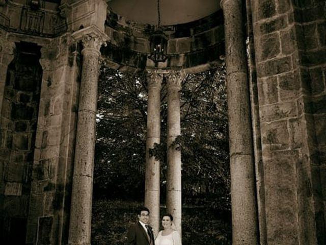 La boda de Alberto y Carmen Fuencisla en Vigo, Pontevedra 14